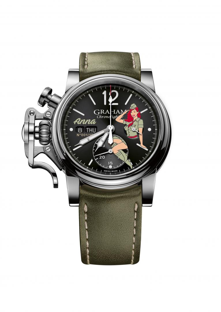 In Chronograph We Trust